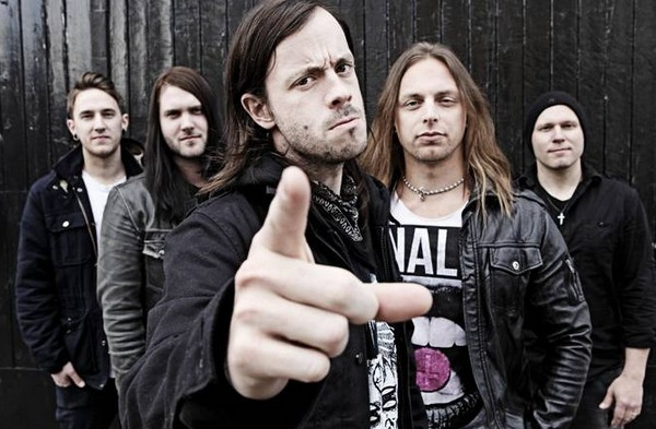 Matt Tuck & Liam Cormier Project Axewound Unveil New Song �Post Apocalyptic Party� - Listen Now