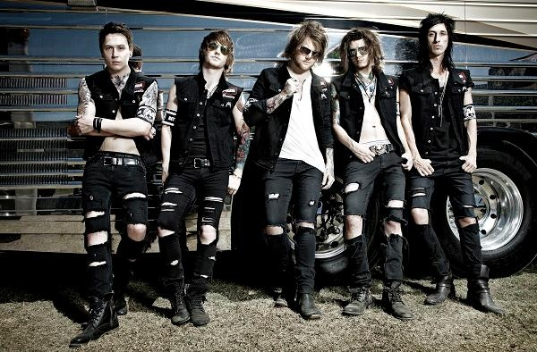 Asking Alexandria Birmingham Show Now Sold Out!