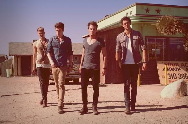 Lawson Announce 'Hometowns Tour' & Tickets
