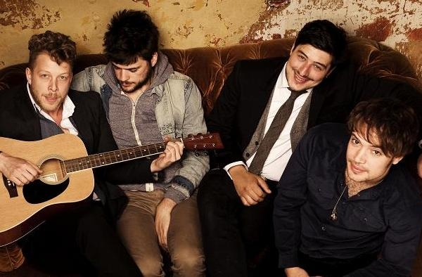 Mumford & Sons Announce Details Of 'The Road To Red Rocks' DVD And New Single