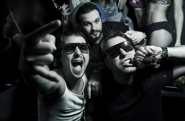 Swedish House Mafia - Milton Keynes Bowl - 14th July 2012 (Live Review)