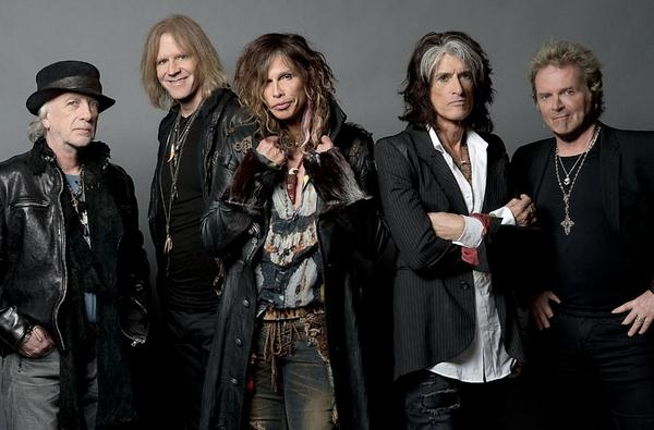 Aerosmith Release New Album 'Music From Another Dimension' Today