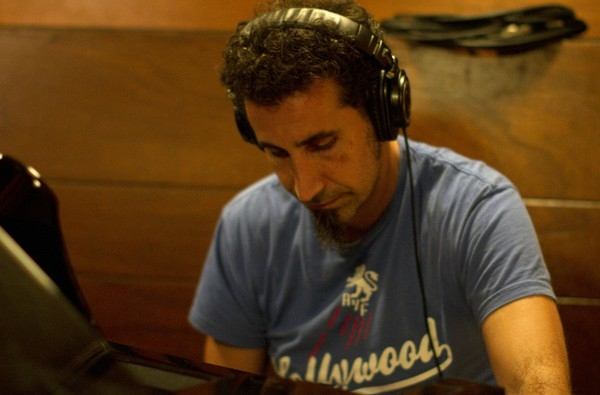 System Of A Down's Serj Tankian Unveils Artwork For New Solo Album 'Harakiri'