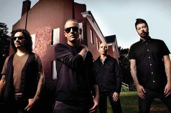 Stone Sour - Brixton Academy, London - 10th December 2012 (Live Review)