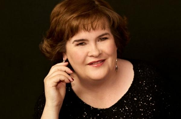 Susan Boyle Backstage Interview With Donny Osmond - Watch Now