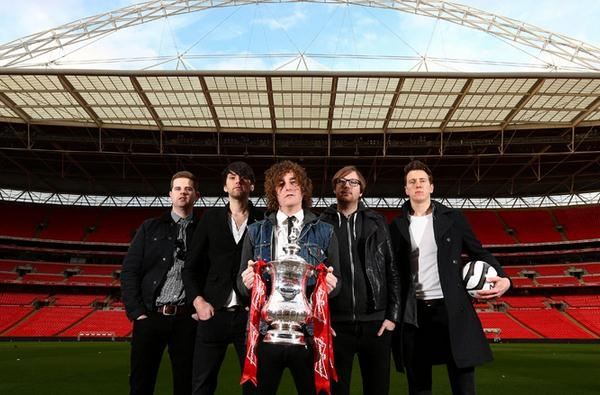 The Pigeon Detectives Launch Bid To Soundtrack Official FA Cup Anthem