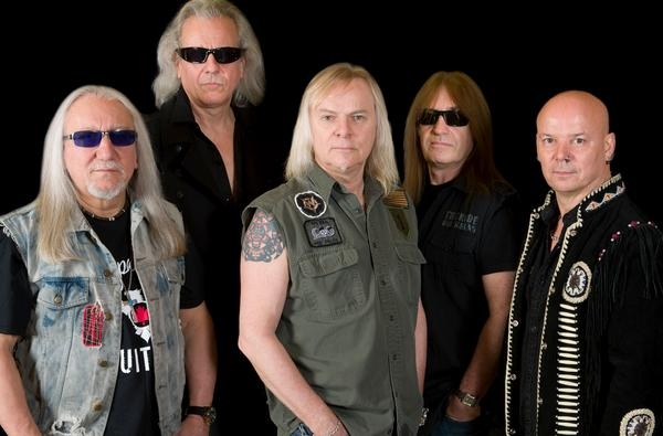 Uriah Heep Announced February/March 2013 UK Tour & Tickets