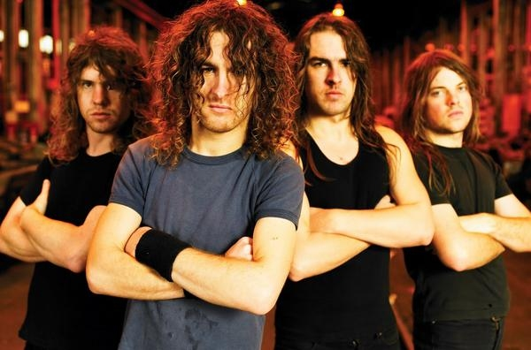 Airbourne Announce Release Of New Album 'Black Dog Barking'