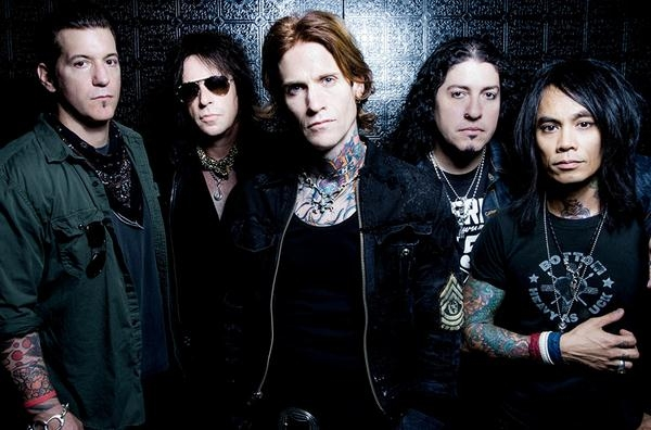Buckcherry - Confessions (Album Review)