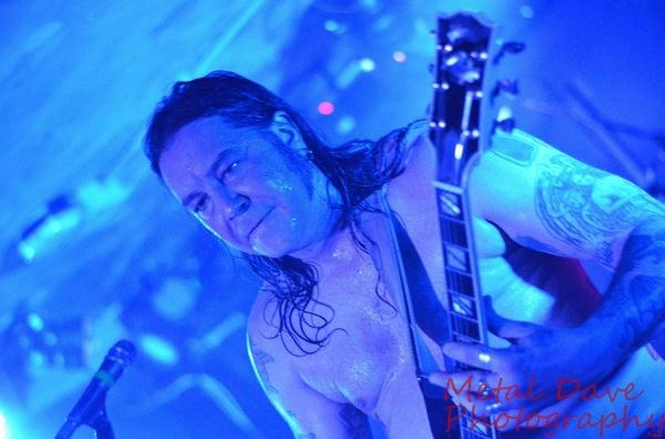 High On Fire - NQ Live, Manchester - 3rd February (Live Review)