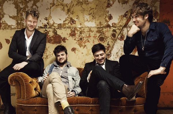 Mumford & Sons & Dawes - Motorpoint Arena, Cardiff - 13th December 2012 (Live Review)