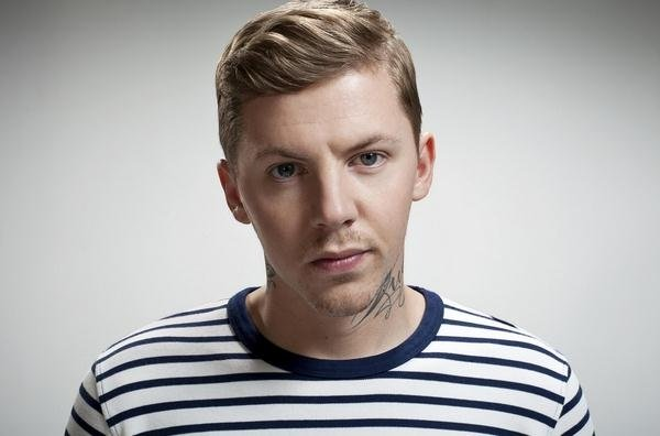 Professor Green Announces One-Off Live Show In Birmingham