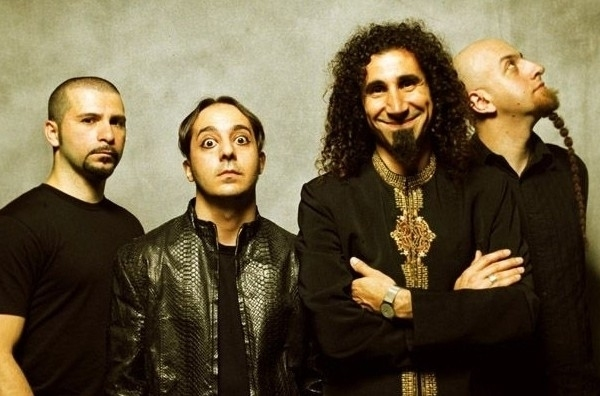 'System Of A Down Not Planning New Album Anytime Soon', Says Serj Tankian
