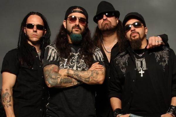Adrenaline Mob Voted iTunes UK 'Best New Metal Artist Of The Year'