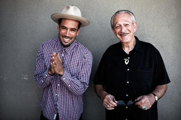Ben Harper And Charlie Musselwhite Announce 'An Evening Of The Blues� For London