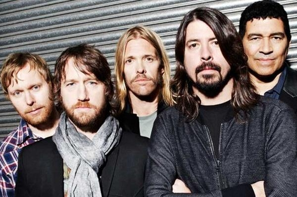 Foo Fighters - Tennent's Vital, Belfast - 21st August 2012 (Live Review)