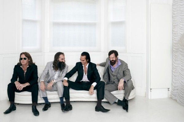 Grinderman Unveil Video For U.N.K.L.E Collaboration Track 'Hyper Worm Tamer' - Watch Now