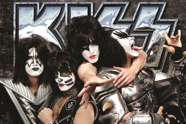 KISS To Headline London's Hard Rock Calling At New Olympic Park?