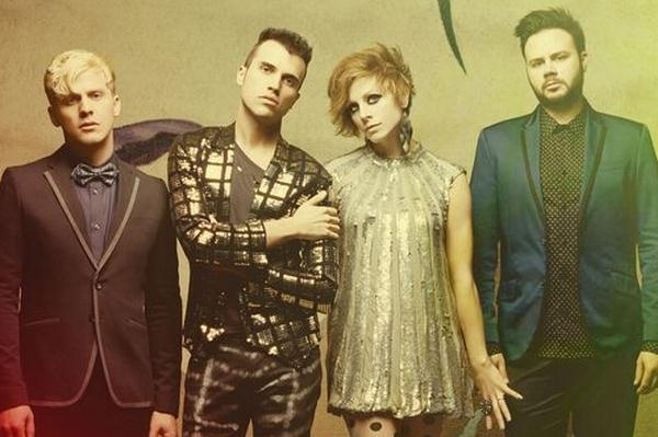 Neon Trees Announce February UK Live Dates & Tickets