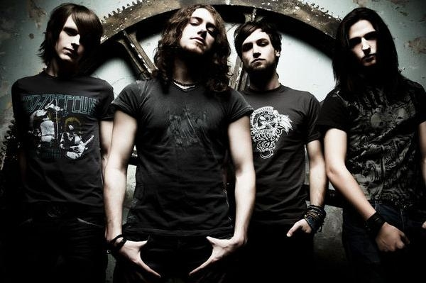 Revoker To Support Drowning Pool And Fozzy On April Co-Headline Tour