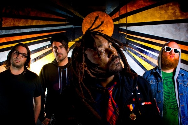 Skindred - The Duchess, York - 12th December 2012 (Live Review)