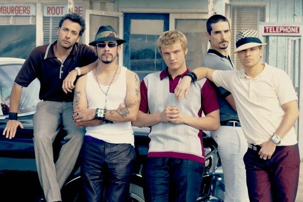 Backstreet Boys Confirm World Tour Plans At Appearance In China