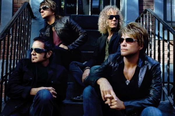 Tour Of The Week - Bon Jovi - Tickets On Sale Now