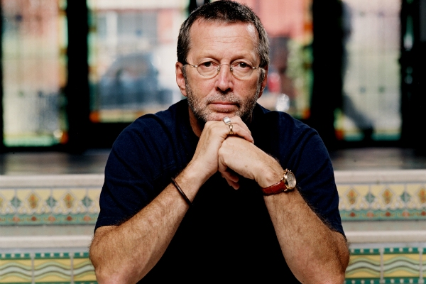 Eric Clapton Announces 2013 50 Year Anniversary UK Tour