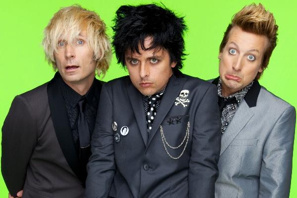 Green Day Stream '�Uno!' In-Full Via Band's Facebook Page - Listen Now