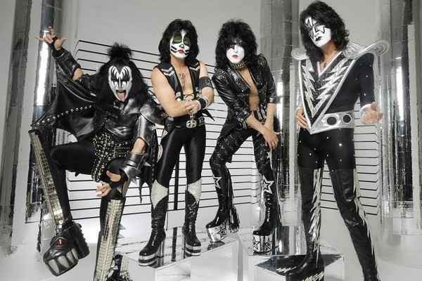 Kiss To Play London HMV Forum In July & Tickets
