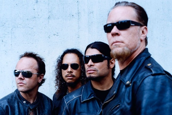 Metallica To Release 'Quebec Magnetic' Live DVD