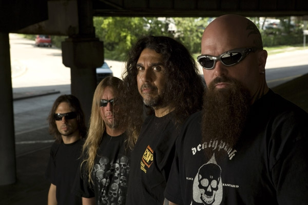 New Slayer Album Near Completion, Confirms Drummer Dave Lombardo