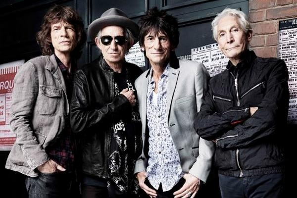 The Rolling Stones Speak About 'Crossfire Hurricane' Movie Premi�re