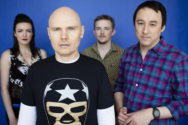 The Smashing Pumpkins Tickets For Summer UK Tour ON SALE 9AM TODAY
