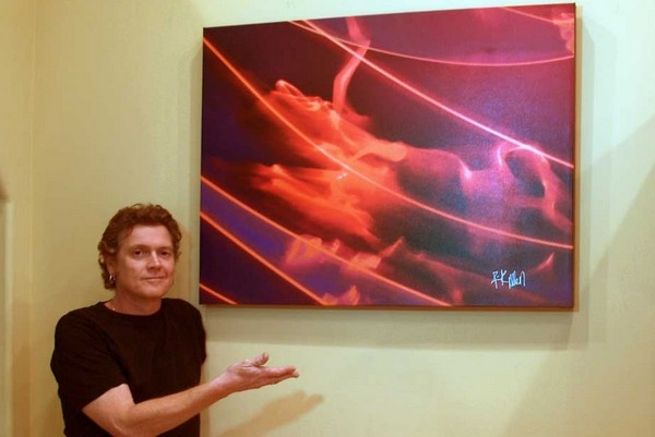Def Leppard Drummer Rick Allen Releases Limited Edition 'Drum Art' Collection
