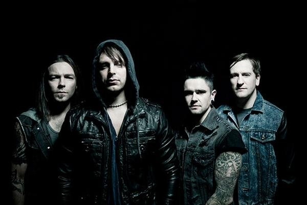 Bullet For My Valentine Unveil Artwork For New Album 'Temper Temper'