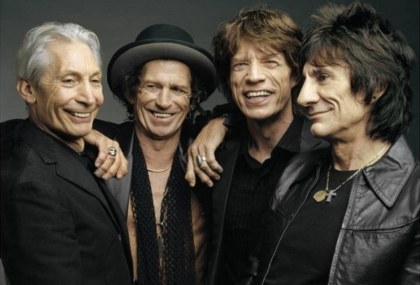 The Rolling Stones Set To Announce 2013 World Tour?