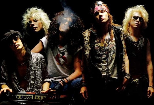 Stereoboard Look At Guns N' Roses As The 25th Anniversary For 'Appetite For Destruction' Draws Near