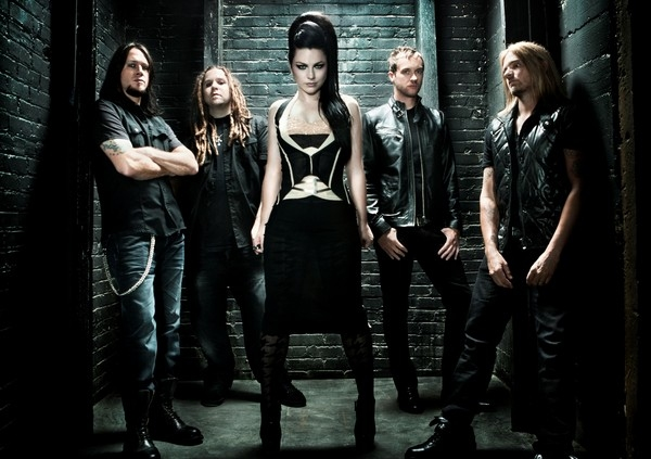 Evanescence - Manchester Arena - 6th November 2012 (Live Review)
