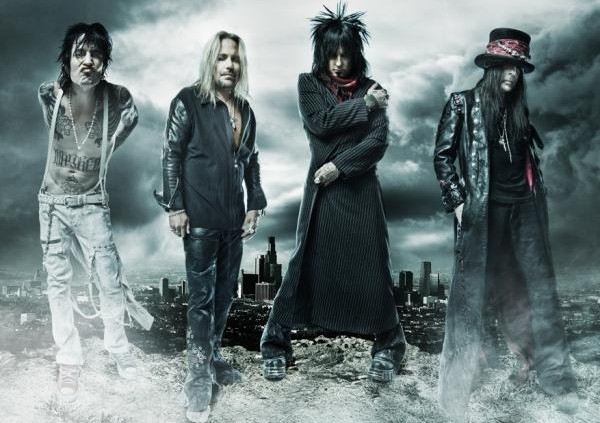 Motley Crue Reveal First New Song In Four Years - Listen Now