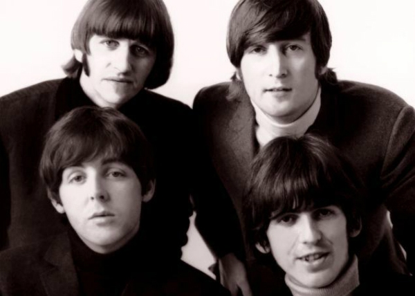 Oil Painting Of The Beatles' Penises Defaced Ahead Of Charity Auction