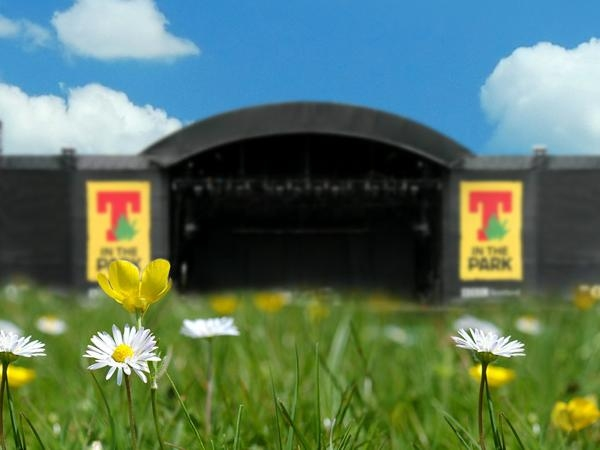 T in the Park Festival 2012 - Friday July 6th (Live Review)