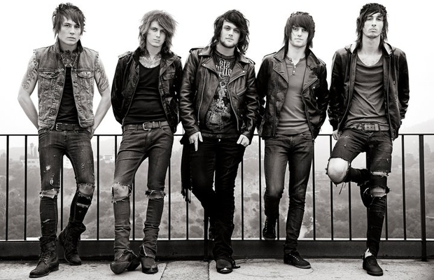 Asking Alexandria Announce 2012 Tour Dates