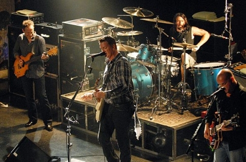 Them Crooked Vultures Start Work On Second Album