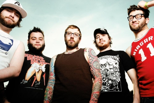 Alexisonfire To Tour World As Farewell To Fans?