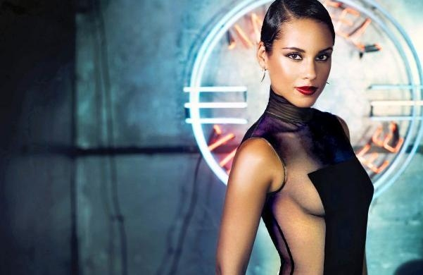 Alicia Keys Adds New London O2 Arena Date To 2013 'Girl On Fire' UK Tour