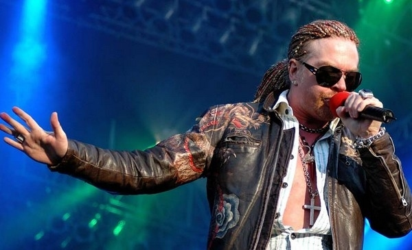 Axl Rose To Give First Live Interview For Over 20 Years On Jimmy Kimmel Show