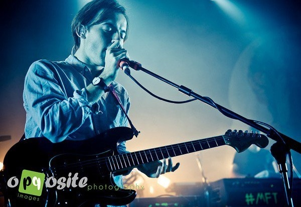Bombay Bicycle Club - Cardiff University - 14th October 2011 (Photo Gallery)