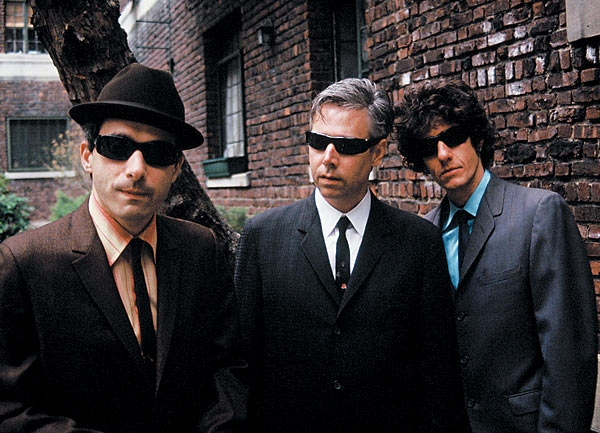 a review of the beastie boys and their music Everyone thinks there's a quick buck to be made repackaging the music of deceased megastars but what about the estates of artists that don't want to cash in.