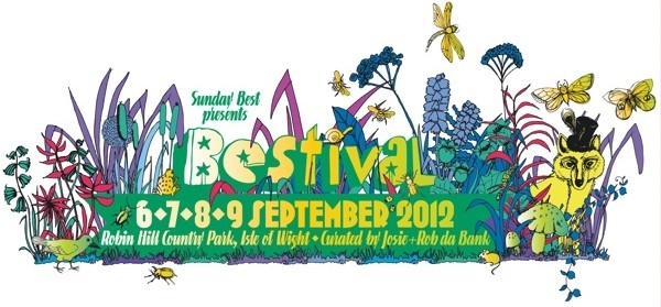 Bestival 2012 Lin-Up Extended - More Live Acts, DJs & Wildlife Announced!